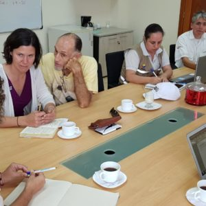 WildAid mantiene reuniones de coordinación de trabajo con la Agencia de Bioseguridad para  Galápagos