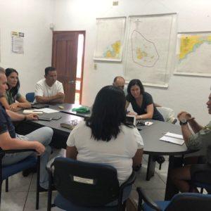 WildAid mantiene reuniones de avances de trabajo con la Dirección del Parque Nacional Galápagos