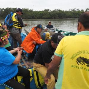 Termina exitosamente el Primer intercambio de experiencias y conocimientos en manejo de Recursos Naturales entre La Comisión del Mar del Pueblo RAPA NUI y Asociación de Cangrejos Seis de Julio