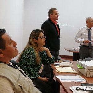 IMPLEMENTACIÓN DEL SISTEMA DE REGISTRO DE INFRACCIONES Y SANCIONES EN LAS AMCP