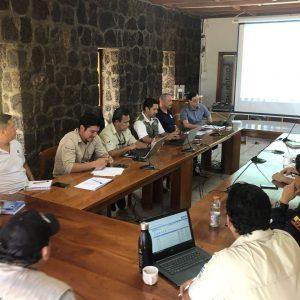 WildAid apoya a la Dirección del Parque Nacional Galápagos (DPNG) en la construcción de un Plan Estratégico de Control y Vigilancia para fortalecer la aplicación de la ley en la Reserva Marina de Galápagos
