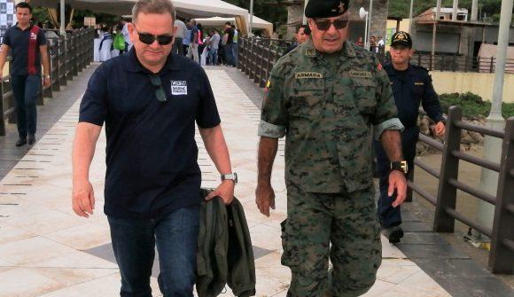 Dirección Nacional de Espacios Acuáticos y la Subsecretaría de Gestión Marina y Costera refuerzan su colaboración en la Isla de La Plata