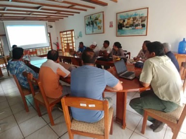 Se planifica monitoreo poblacional de langosta y pepino de mar