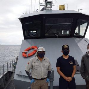 La Red de Áreas Marinas Costeras Protegidas de Ecuador elaboró el Protocolo para Prevención del COVID-19 para Guardaparques