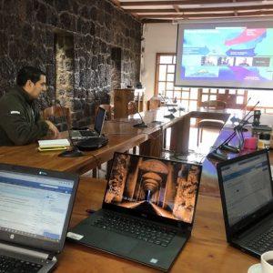 Galápagos contribuye con su experiencia para el fortalecimiento de las áreas protegidas de la Patagonia Chilena.