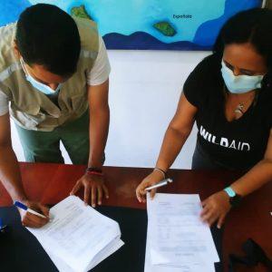 WildAid entrega Kits estandarizados para el monitoreo de especies de ecosistemas de aguas abiertas